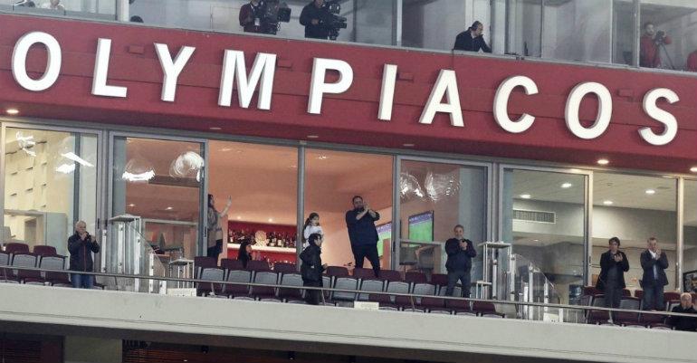 Αυτός είναι ο Ολυμπιακός!