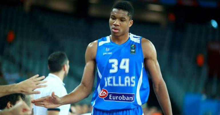 Εκτός Eurobasket ο Αντετοκούνμπο!