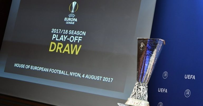 Live: Η κλήρωση του Europa League