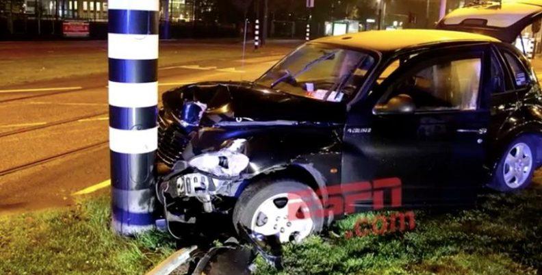 ΣΟΚ: Τραυματίστηκε σε τροχαίο ο Αγουέρο!