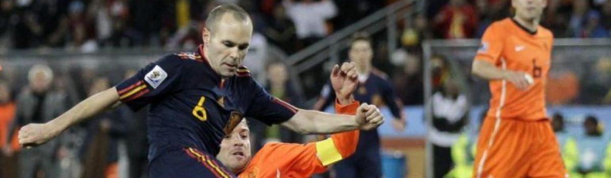 Λέει «αντίο» στην Iσπανία ο Ινιέστα!
