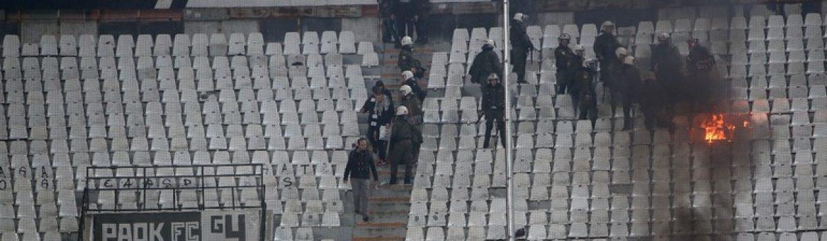 Καταδικάστηκαν 11 οπαδοί του ΠΑΟΚ