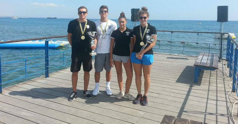 Μετάλλια για ΠΑΟΚ στην Κύπρο
