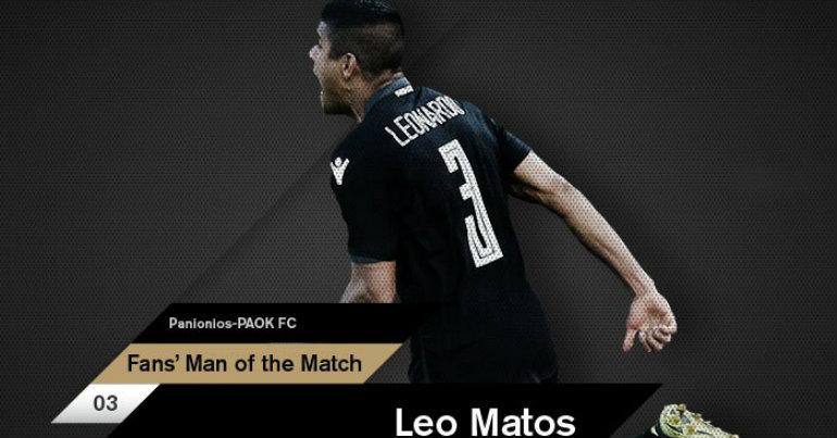Ξεχώρισε ο Λέο Μάτος