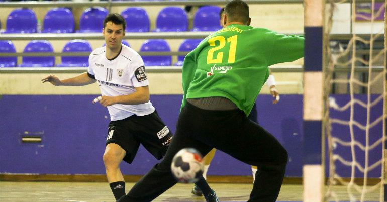 H βαθμολογία της Handball Premier