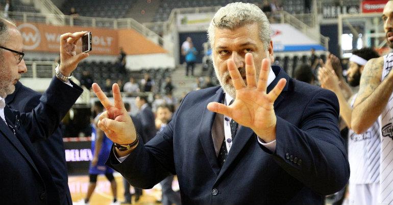 Τέλος από ΠΑΟΚ ο Ζουρνατσίδης!