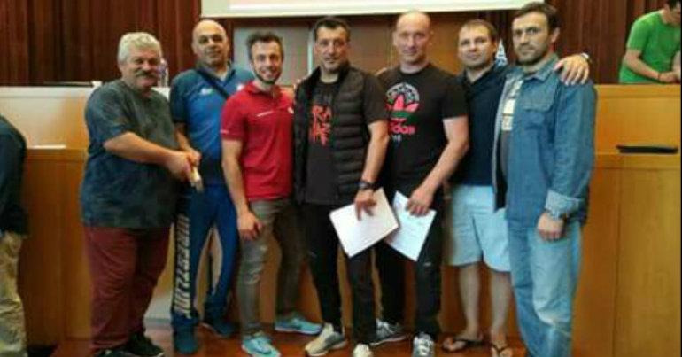 Προπονητές του ΠΑΟΚ σε σεμινάριο