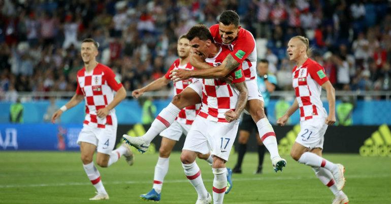 Χωρίς να… ιδρώσει η Κροατία