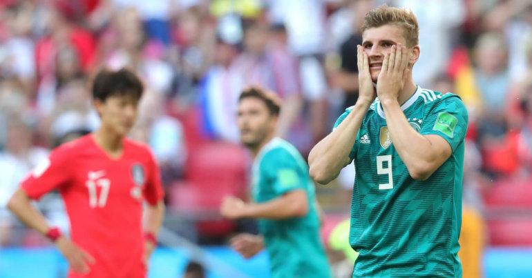 Το απόλυτο σοκ για Γερμανία