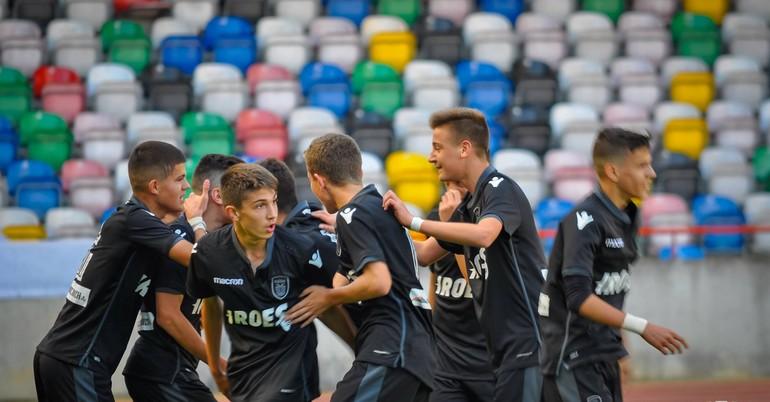 Εντυπωσίασε η Κ14 στην Πορτογαλία