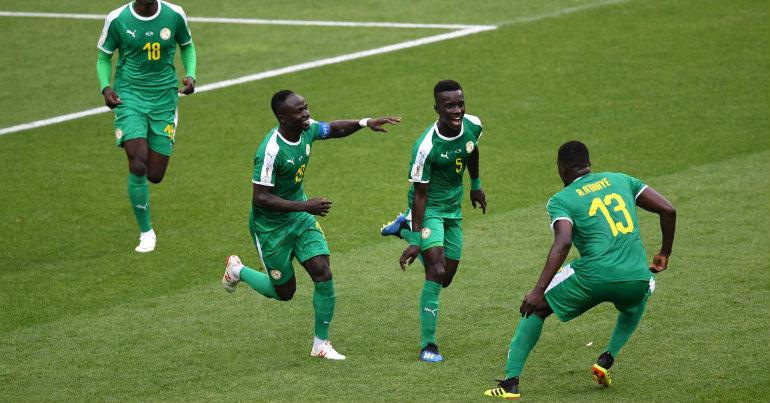 Τους… σόκαρε η Σενεγάλη