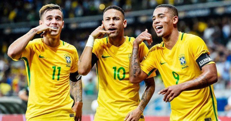 Η Βραζιλία φαβορί για το Μουντιάλ