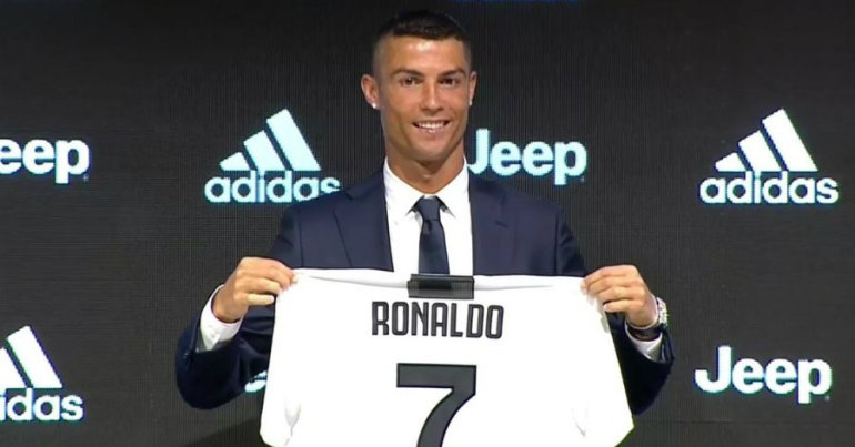 Κριστιάνο: «Ήρθα για το Champions League»
