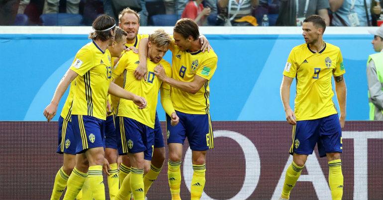 Η Σουηδία… ξέρανε την Ελβετία