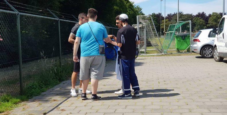 Στο γήπεδο ο ΠΑΟΚ! (video)
