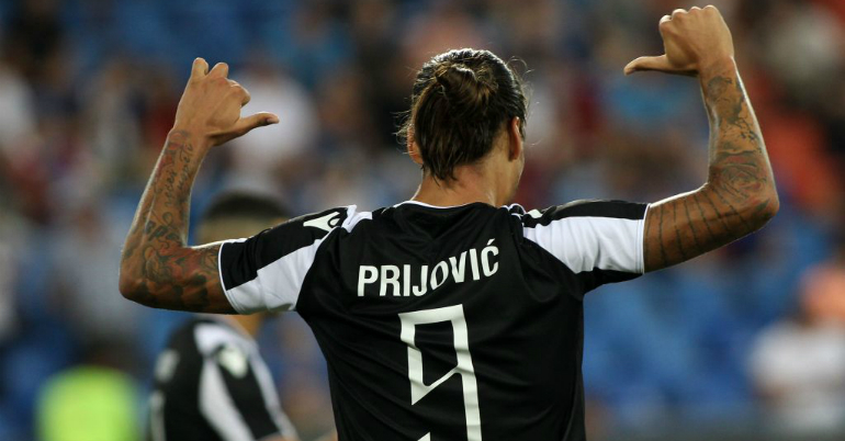 Γαλλικό ενδιαφέρον για Πρίγιοβιτς
