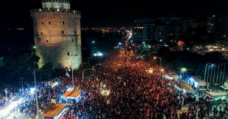 «Θεσσαλονίκη μας» (pic)