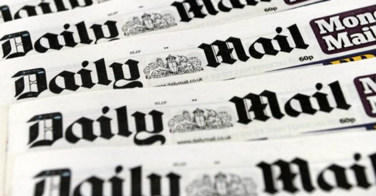 Η Daily Mail για τον ΠΑΟΚ (pic)