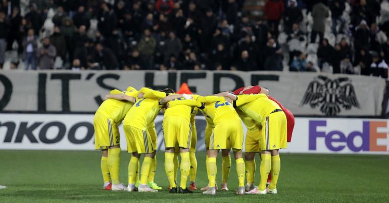 Η ΜΠΑΤΕ στους «32» του Europa League