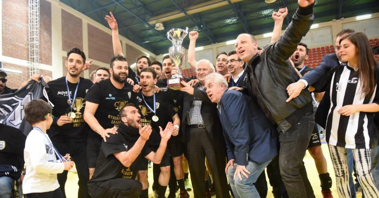«Πάρτι» τίτλου στην Κοζάνη!