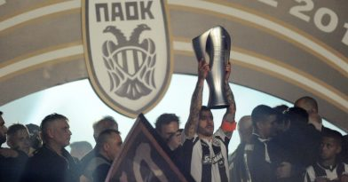 Keep calm because PAOK you are