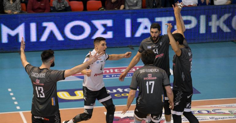 ΠΑΟΚ-Ηρακλής (ξανά) στον τελικό!