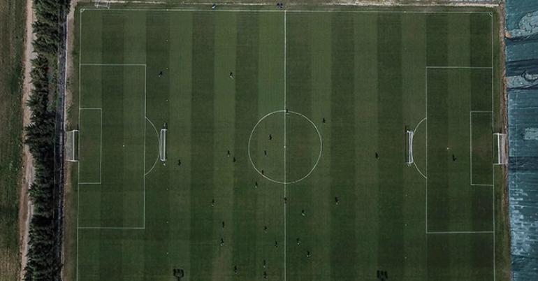 Εντυπωσιάζει με drone ο ΠΑΟΚ