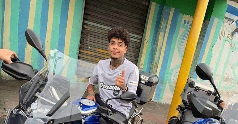 ΠΑΟΚτσάκι διάσημος βραζιλιάνος ράπερ! (vid)
