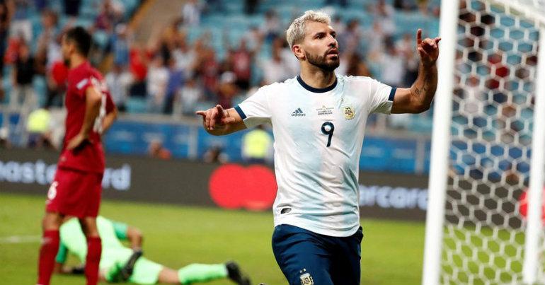 Γλίτωσε το κάζο η Αργεντινή!
