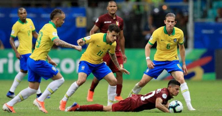 Φρένο στη Βραζιλία