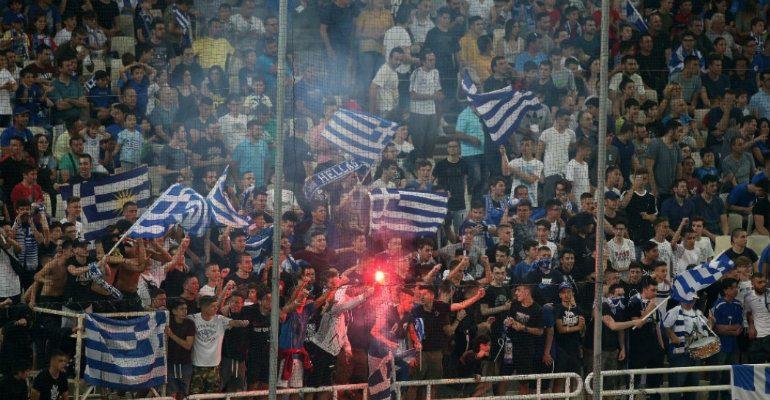 Έρευνα της UEFA για το Ελλάδα-Ιταλία