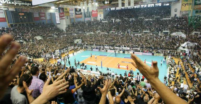 Οι ιστορικές στιγμές του ΠΑΟΚ Sports Arena