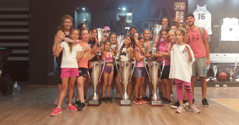 To Summer Camp Volley του ΠΑΟΚ