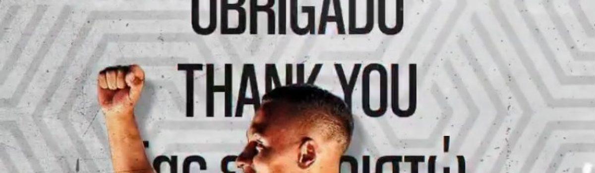 Είπε «ευχαριστώ» ο Ζαμπά (video)
