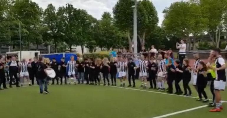 Ποντιακά για ΠΑΟΚ στη Γερμανία!