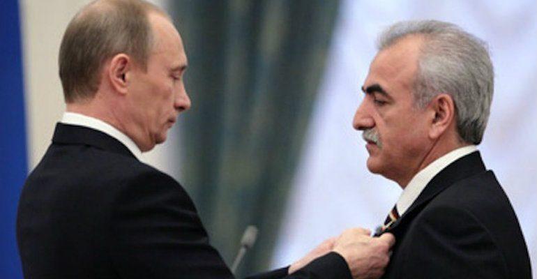 Ευχές Πούτιν σε Ιβάν! (pic)