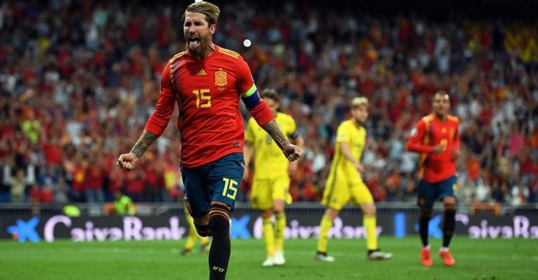 Με το ένα πόδι στο EURO η Ισπανία!