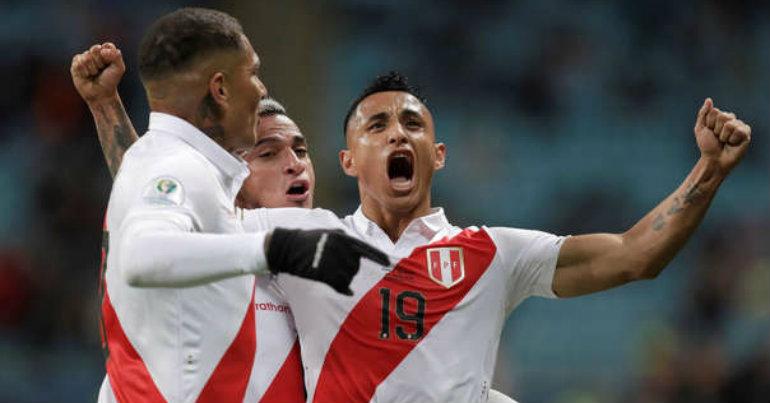 Το Περού στον τελικό!