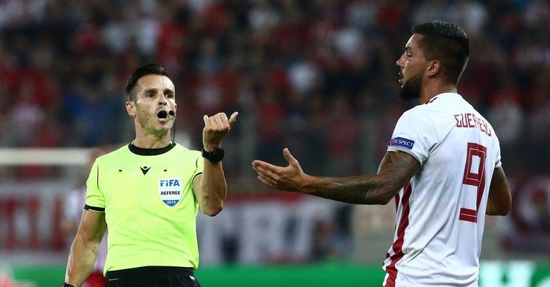 Να είναι καλά το σπρώξιμο της UEFA