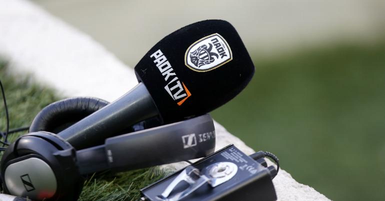 Απίστευτη… τρέλα για PAOK TV