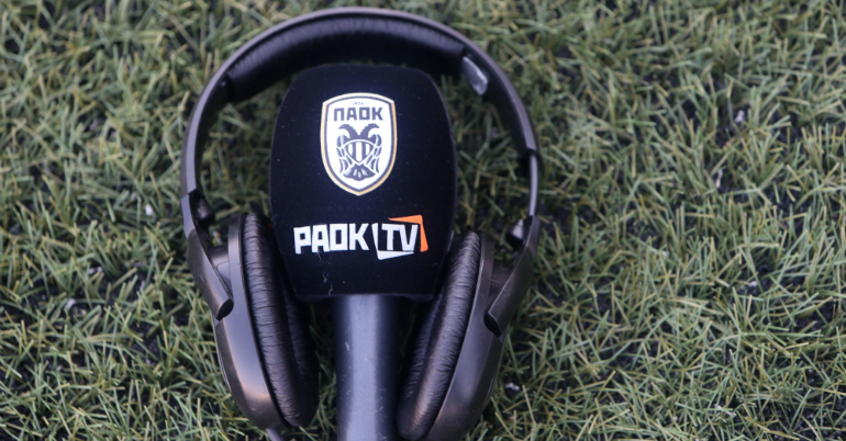 PAOK TV: Οι πωλήσεις συνεχίζονται!
