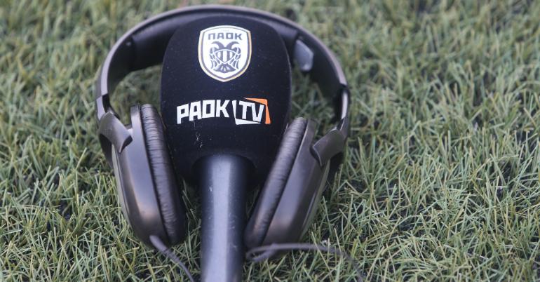 Πανικός για το PAOK TV!