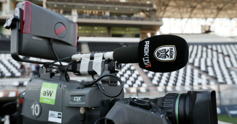 PAOK TV και επαγγελματίες!