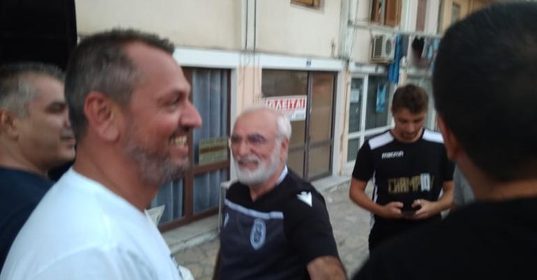 Στον ΣΦ Κέρκυρας ο Ιβάν! (pics+video)