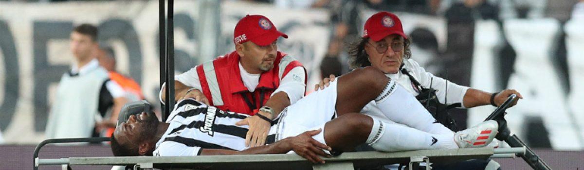 Αγωνία για τους τραυματίες