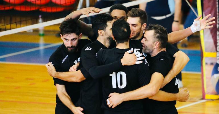 Ξεκινάει η Volley League