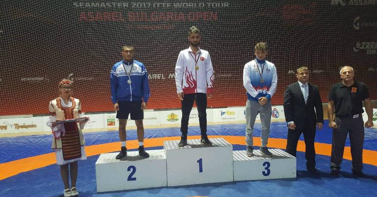 Τρία μετάλλια στους Βαλκανικούς Αγώνες!