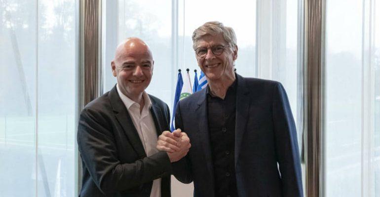 Διευθυντής στη FIFA ο Βενγκέρ