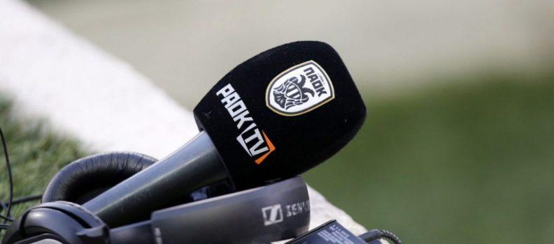 Πρωτοπορεί πάλι το PAOK TV