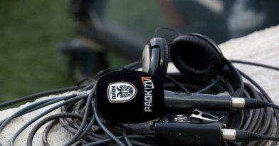 «Ασπρόμαυρες» οδηγίες για το PAOK TV